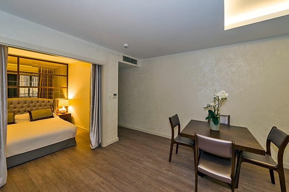 Suiteness Taksim Hotel Istanbul Turkey Area Information