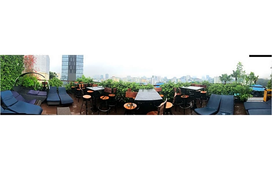 Alagon Central Hotel & Spa, Ho Chi Minh City. Area information on