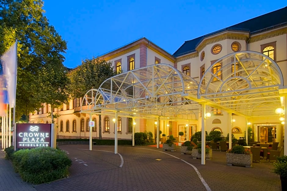 Crowne Plaza Heidelberg City Centre, Germany  Rates from EUR102