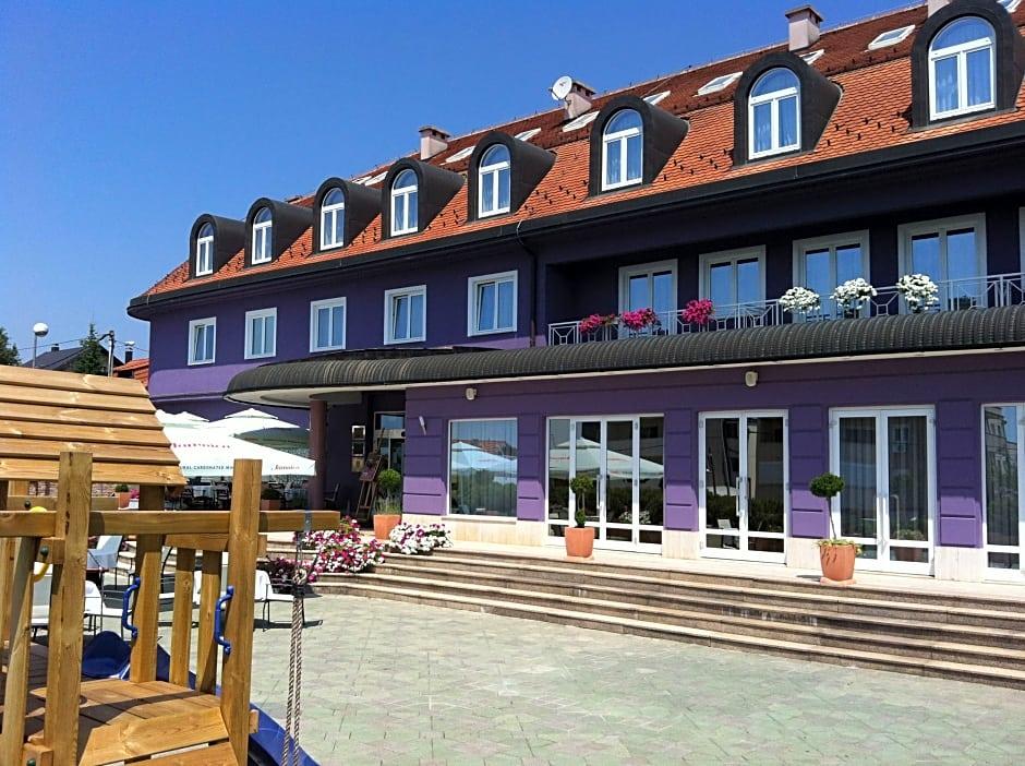 Hotel Phoenix, Zagreb, Kroatien  Die Umgebung